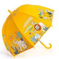 Kids Manual Umbrella Djeco Savannah