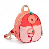 Kids Backpack With Anais The Flamingo Lilliputiens