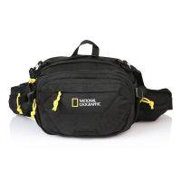 Waist Bag National Geographic Destination Black