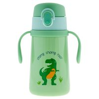 Insulated Stainless Steel Bottle With Handles Stephen Joseph Dino