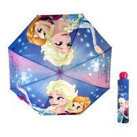 Kids Manual Folding Umbrella Disney Frozen Elsa & Anna