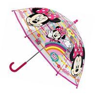 Manual Transparent Umbrella Disney Minnie Mouse