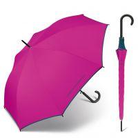 Long Automatic Umbrella United Colors of Benetton Fuchsia