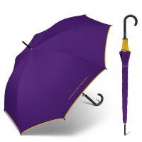 Long Automatic Umbrella United Colors of Benetton Purple