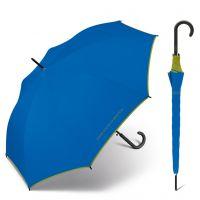Long Automatic Umbrella United Colors of Benetton Egyptian Blue