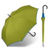 Long Automatic Umbrella United Colors of Benetton Pepper Stem