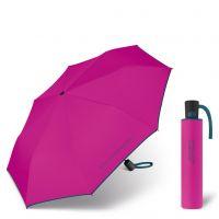 Automatic Folding Umbrella United Colors Of Benetton Mini Fuchsia