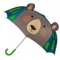 Manual Pop Up Umbrella Stephen Joseph Bear