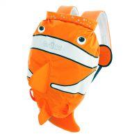 Σακίδιο πλάτης παιδικό Chucles το ψάρι κλόουν Trunki PaddlePak Clown Fish Chucles