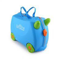 Βαλίτσα παιδική σιέλ Trunki Terrance Luggage