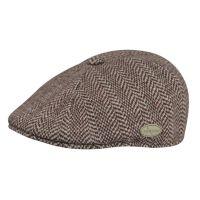 Winter Herringbone Cap 507 Kangol Brown