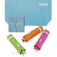 Ομπρέλα σπαστή  μονόχρωμη με αντηλιακή προστασία Vogue