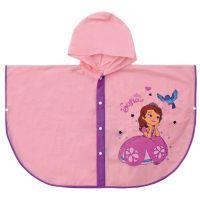 Αδιάβροχο πόντσο παιδικό πριγκίπισσα Σοφία της Disney ''Magic is all around''