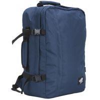 Τσάντα ταξιδίου - σακίδιο πλάτης μπλε Cabin Zero Classic Ultra Light Cabin Bag Blue