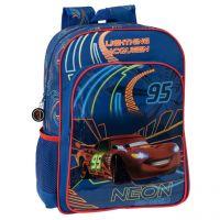 Σακίδιο πλάτης παιδικό Disney Cars Neon Speed
