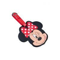 Ετικέτα αναγραφής ονόματος Samsonite Disney Minnie Floral
