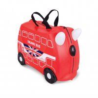 Βαλίτσα παιδική λεοφορείο Trunki Boris