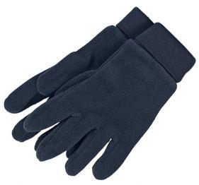 Γάντια παιδικά fleece σκούρο μπλε Sterntaler