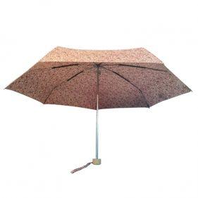 Ομπρέλα γυναικεία σπαστή φλοράλ Guy Laroche Folding Umbrella 8374