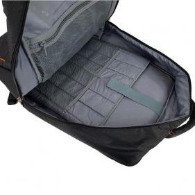 Τσάντα ταξιδίου - σακίδιο πλάτης μαύρο Stelxis Ultra Light Cabin Bag Black, εσωτερικό