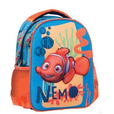 Σακίδιο πλάτης παιδικό Disney Nemo Total Rock