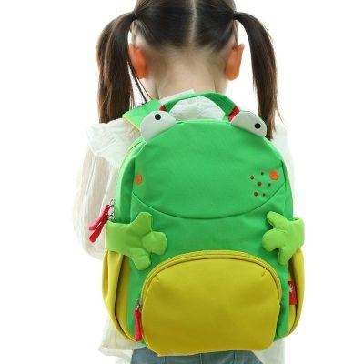 Σακίδιο πλάτης  παιδικό βατραχάκι Sigikid Backpack Frog.