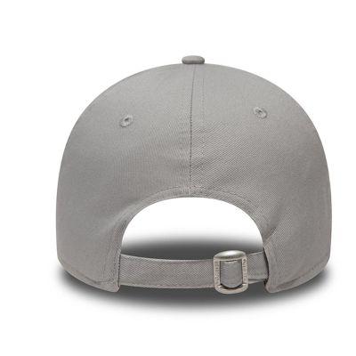 Summer Cotton Cap New York Yankees New Era 9Forty League Essential Grey