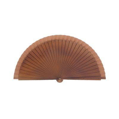 Wooden Small Fan Joseblay Brown