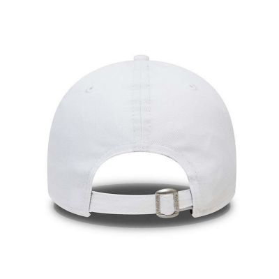 Summer Cotton Cap New York Yankees New Era 9Forty League Essential White