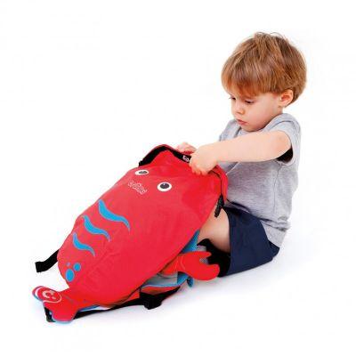 Σακίδιο πλάτης παιδικό αστακός Trunki PaddlePak Lobster  Pinch