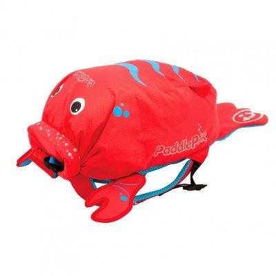 Σακίδιο πλάτης παιδικό βάτραχος Trunki PaddlePak Frog Ribbit